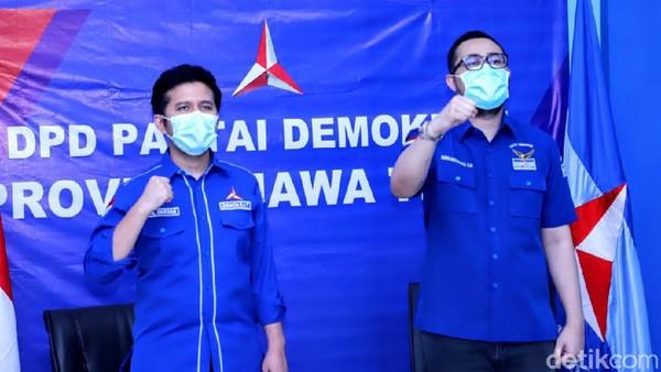 DPD dan 36 DPC Demokrat di Jatim Nyatakan Loyal Terhadap AHY