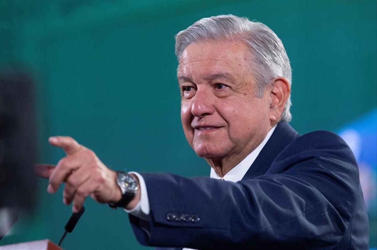 López Obrador da positivo por covid-19