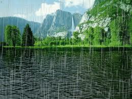 Apakah Air Hujan itu Obat ?