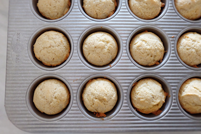 puffs baked in muffin pan