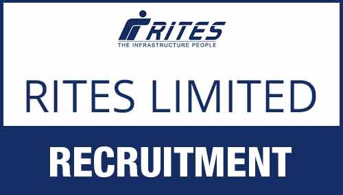 RITES Limited Recruitment 2016 Notification