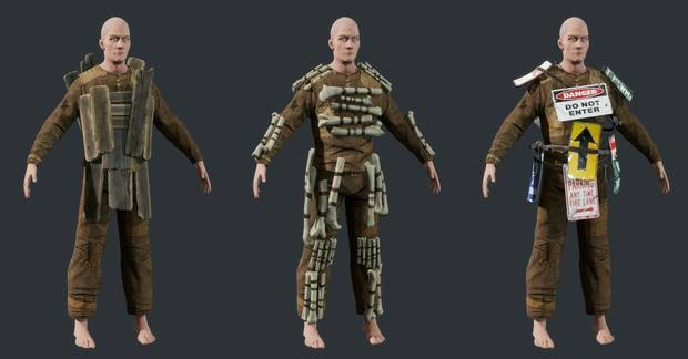 Rust: ALL clothing, armor, suits and how to get them