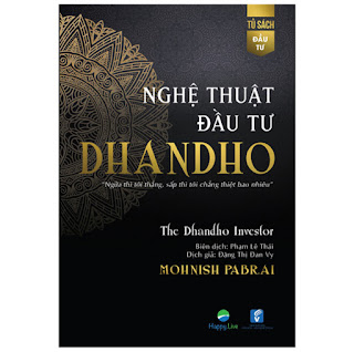 Nghệ Thuật đầu tư Dhandho - The Dhandho Investor ebook PDF-EPUB-AWZ3-PRC-MOBI