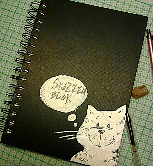 Pages from my 2013 sketchbooks