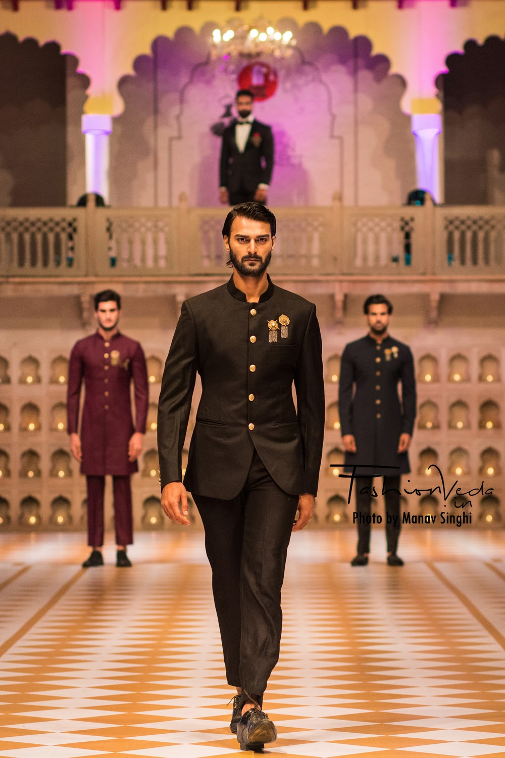 Collection by Cosa Nostraa at Fashion Connect Show, Jaipur.