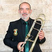 banda musica citerniga trombones