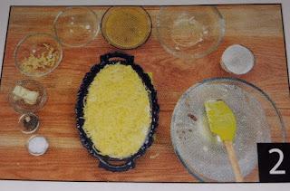 Algerian meals / Tadjine el djiben