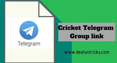 Telegram Cricket Groups Link List Collection Of 2020