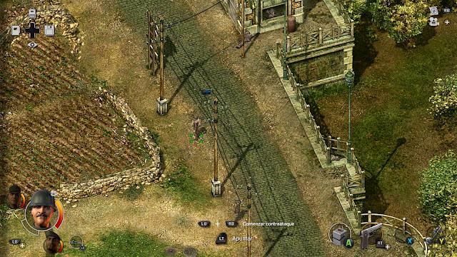 Análisis Praetorians & Commandos 2 para Xbox One