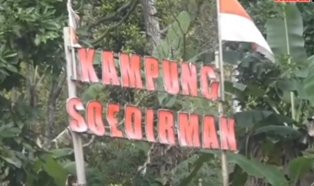 Kampung sudirman Magersari, margopatut, sawahan
