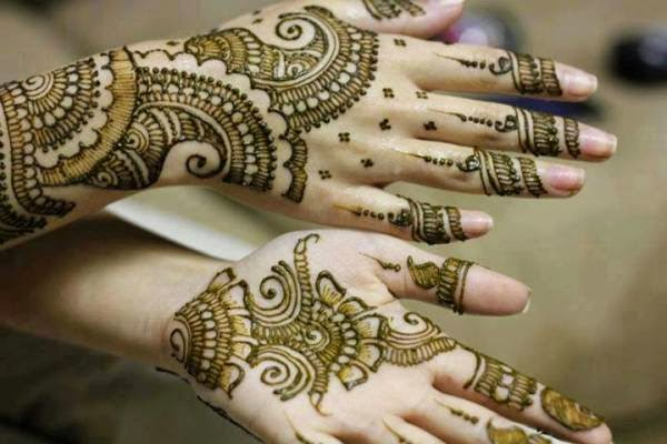Mehndi Designs Beautiful : Latest mehandi design new designs