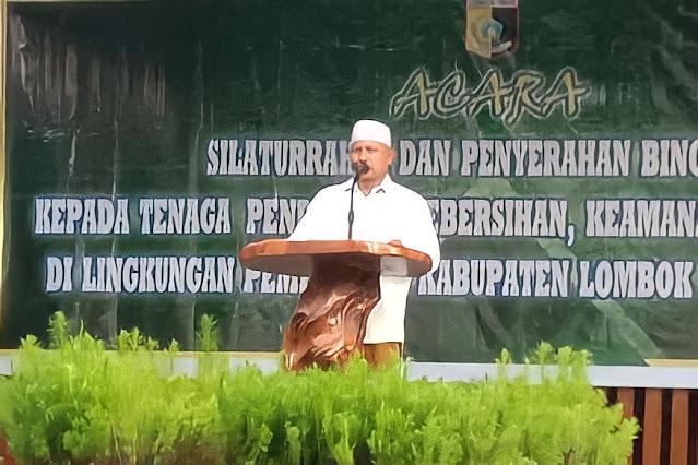 Sukiman izinkan Shalat Idul Fitri di Masjid. Tapi..