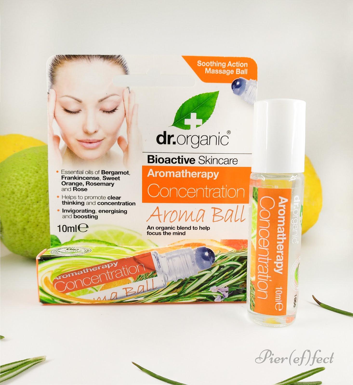 dr organic aroma ball