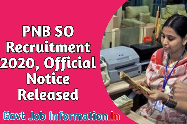 Punjab National Bank  Recruitment 202