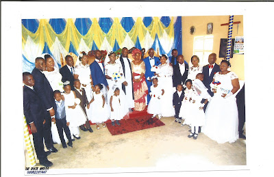 A Christian Marriage Is Incomplete Without Wedding – Rev Maduka