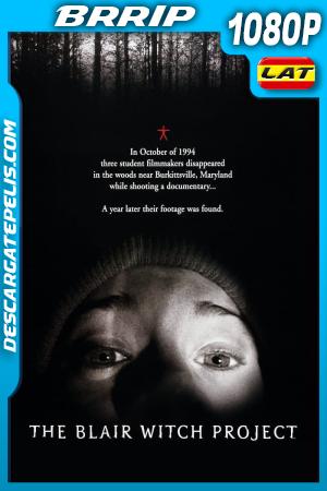 El Proyecto de La Bruja de Blair (1999) 1080P BRRIP Latino – Ingles
