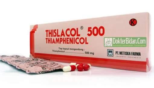 Thiamphenicol - Peringatan Dosis Aturan Pakai Dan Bahaya Efek Sampingnya