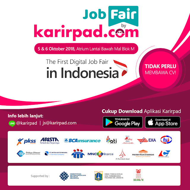 Jobfair Digitak Karirpad.com