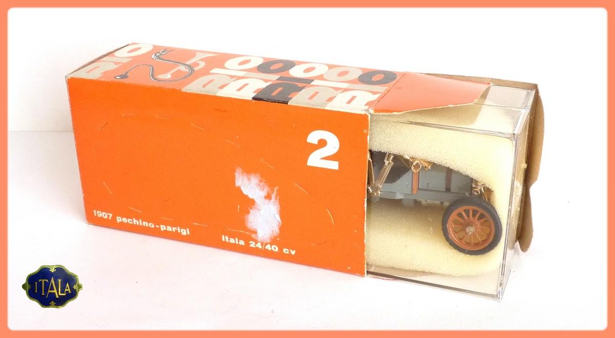 garage de poche jip u00e9  itala de course 24  40 cv de 1907