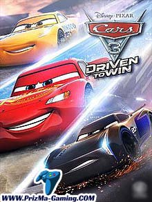 cars 3 driven to win rom