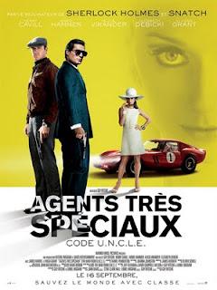 Agents très spéciaux : code UNCLE - Affiche