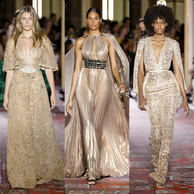 Zuhair Murad Haute Couture Fall-Winter 2019-2020. RUNWAY MAGAZINE ® Collections. RUNWAY NOW / RUNWAY NEW