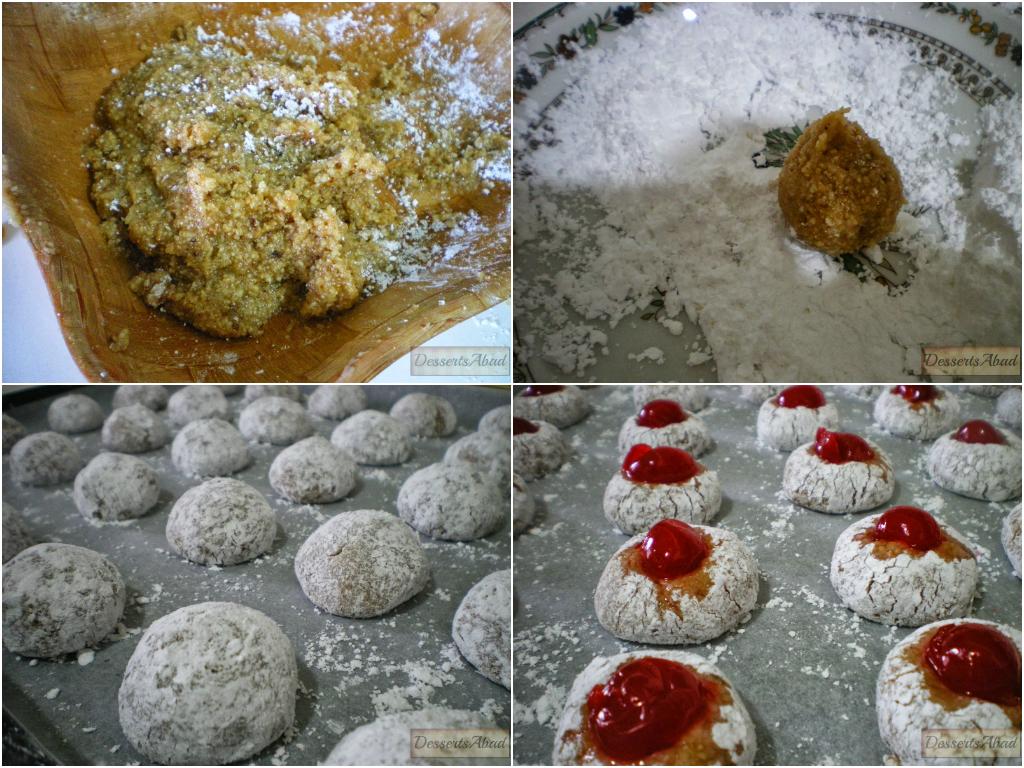 Pastas marroquís (Elaboración)