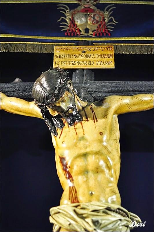 Resultado de imagen de Stmo. Cristo de la Fundación. Sevilla