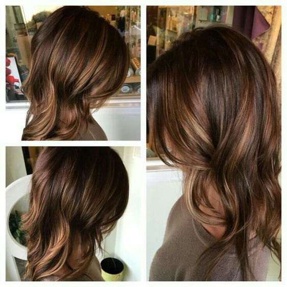 13 Cute Chestnut Brown Hair Color Ideas Hair Fashion Online