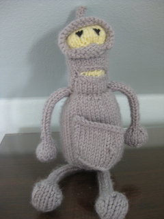 Bender free crochet pattern