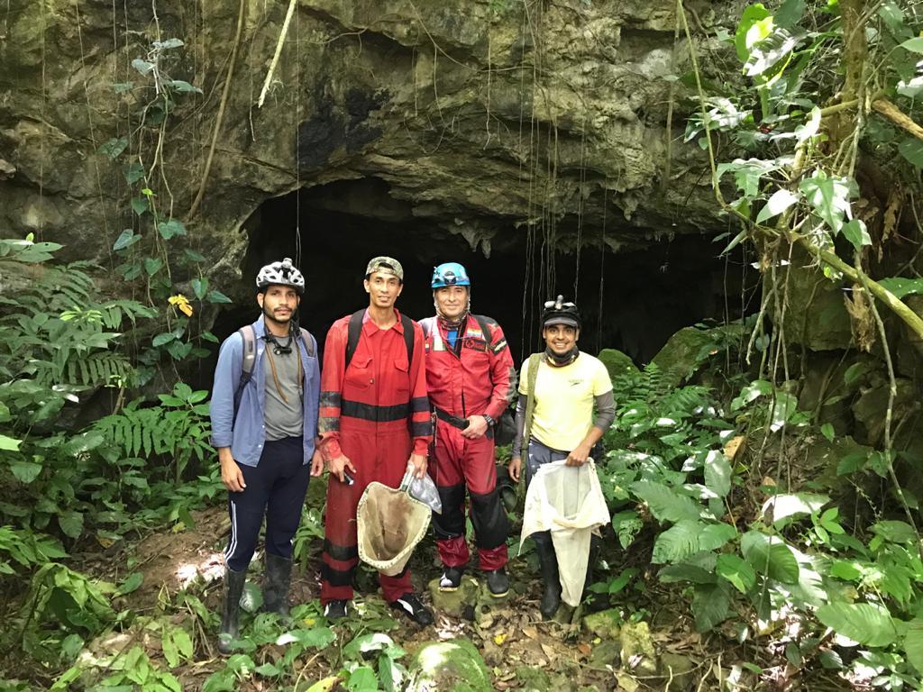 hoyennoticia.com, Cavernas del sur de La Guajira son exploradas por investigadores de Uniguajira