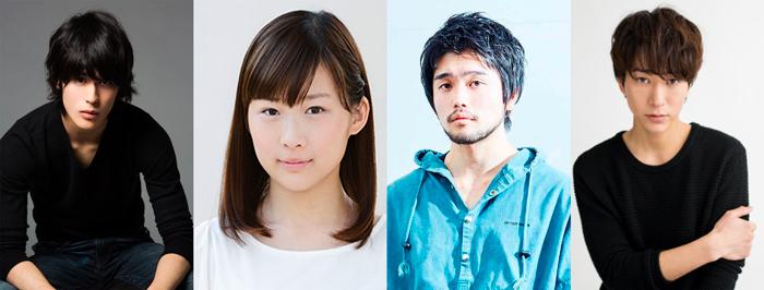 Theater (Gekijyo) - Isao Yukisada - reparto
