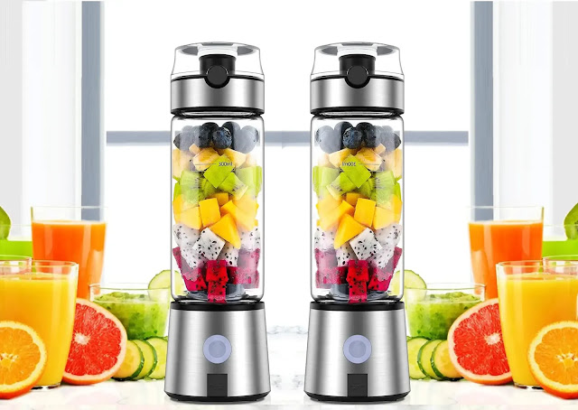 Ayyie Personal Blender Rechargeable