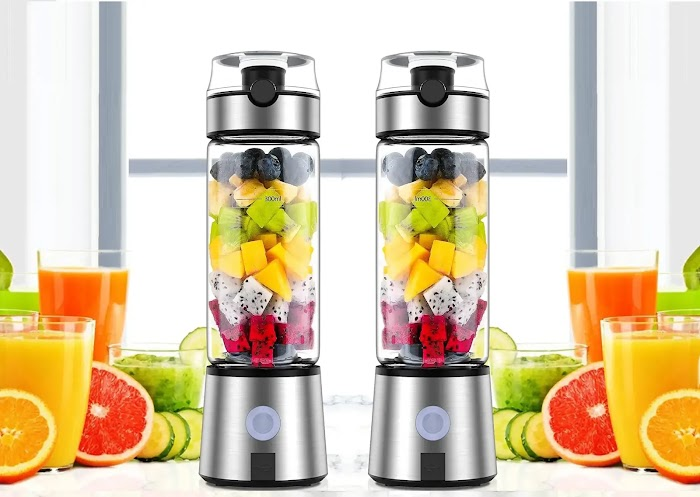 Ayyie portable blender  Rechargeable review