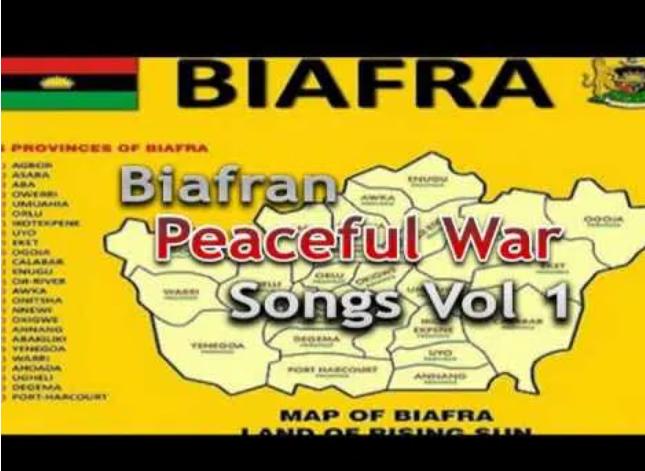Biafran Peaceful War Songs Vol 1