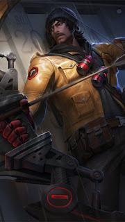 Yi Sun Shin Apocalypse Agent Heroes Marksman of Skins V1