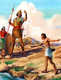 Kisah Thalut dan Nabi Daud Berperang Melawan Jalut (Goliath)