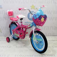 Sepeda Anak Golden Caramel CTB 16 Inci