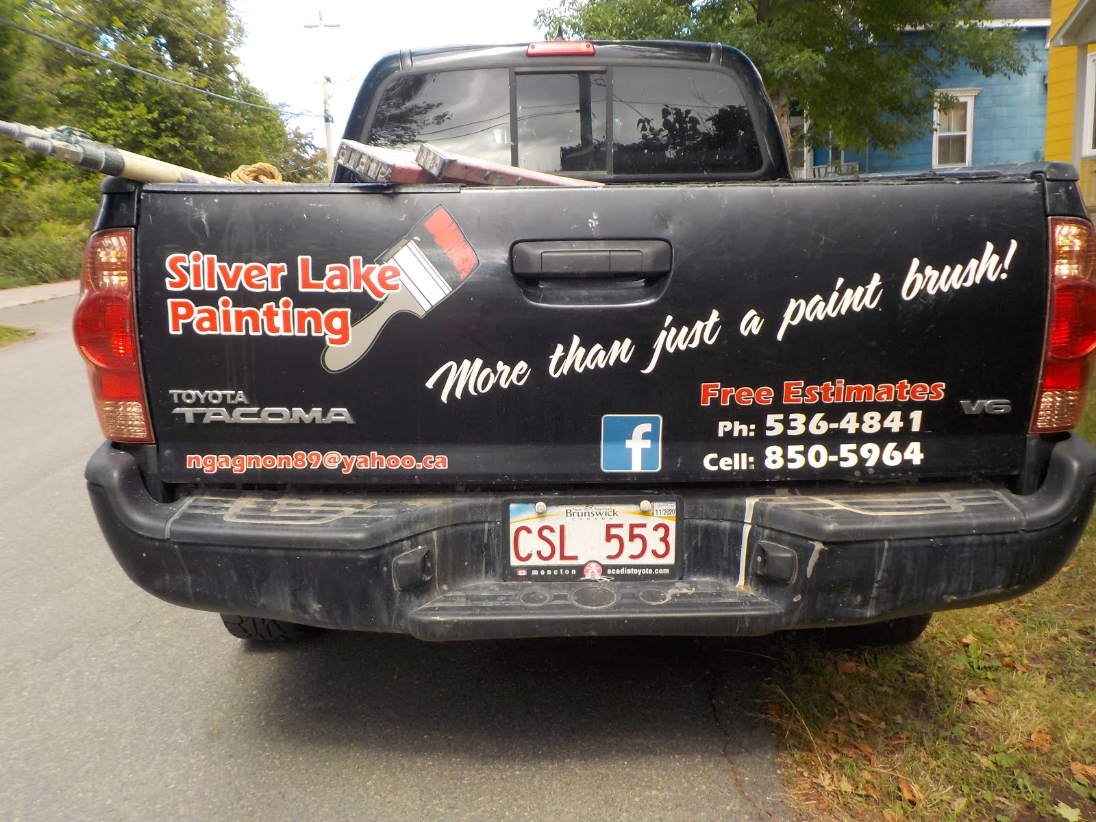 Silver Lake Painting - Contractor in Tantramar