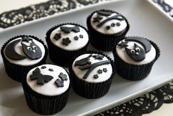 Recipe of Cupcake Black.