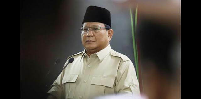 Prabowo Ngeluh Indonesia Selalu Diganggu Kekuatan Asing, Pengamat: Karena Dikerangkeng Oleh UU Yang Justru Disetujui Partainya Sendiri
