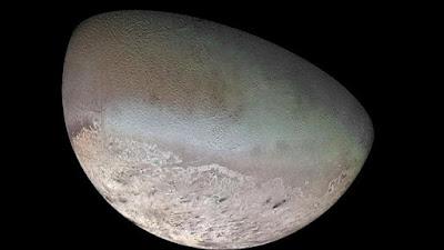 Tritón - Una Galaxia Maravillosa