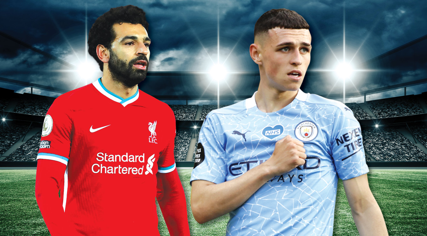 Mohamed Salah and Phil Foden have been in fine form but will now need to inspire their teams to victory when it counts the most