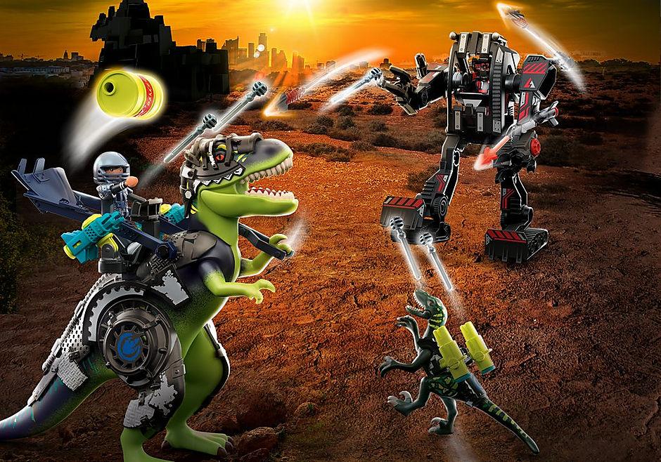 Playmobil DinoRise T-Rex