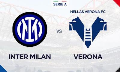 مشاهدة مباراة انتر ميلان ضد هيلاس فيرونا 25-04-2021 بث مباشر في الدوري الايطالي