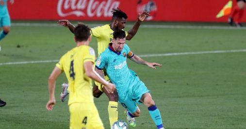 Villarreal vs Barcelona 1-4 Highlights