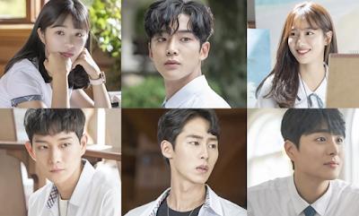 Top 21 Drama Korea Terbaik 2019, Korean Drama, Drama Korea, Korean Drama 2019, Review By Miss Banu, Blog Miss Banu Story, Drama Korea Extraordinary You, Poster Drama Korea Extraordinary You,