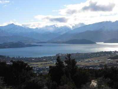 Lago Wanaka. Nueva Zelanda