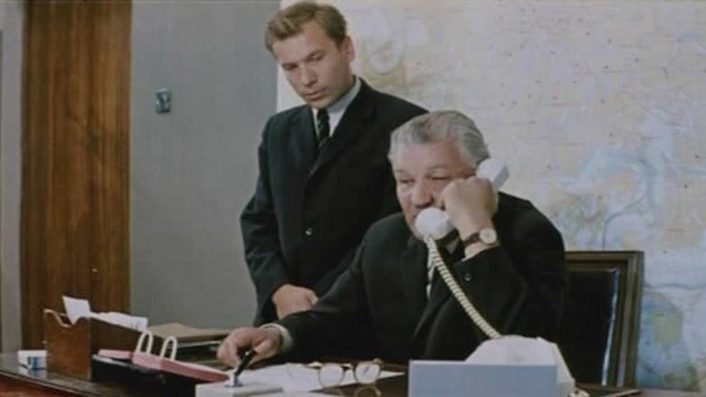 The Return Of The 'Saint Luke' (1970)