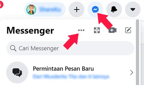 Cara Mematikan Status Aktif Facebook